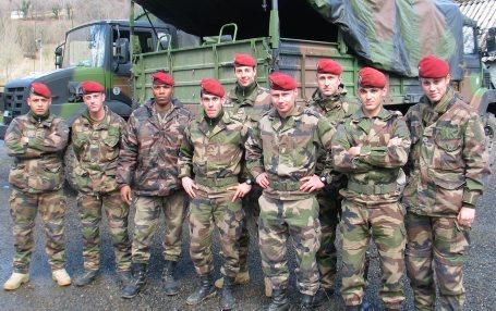 Le 35e RAP de Tarbes en exercice - un raid marche montagne sur deux jours, sur un itinéraire hors du commun 2012_064