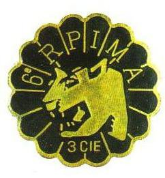 6ème RPIMa 3ème compagnie Insigne de 1969 2012_116