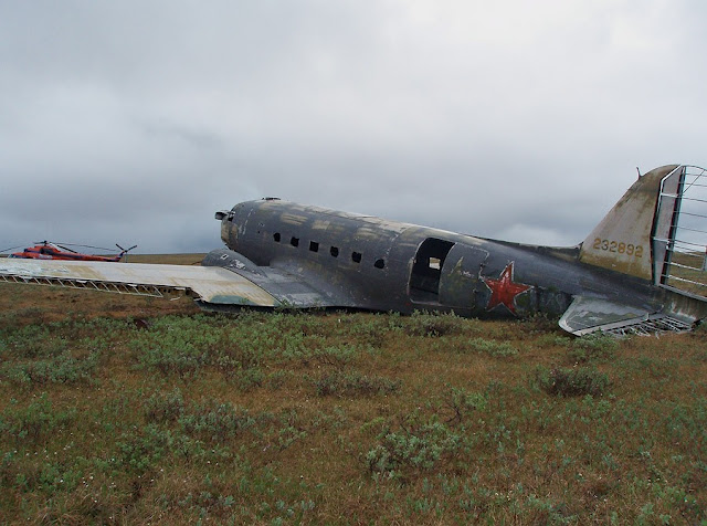 C-47 'Dakota' trouve en Sibérie 2012_140