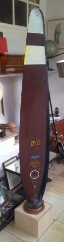 Nos Noratlas en pièces détachées: une pale d'hélice en vente 2012_141