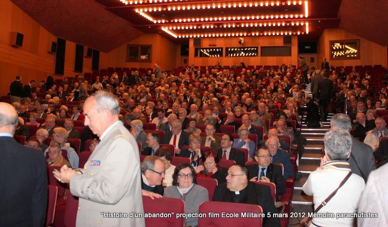 """Projection du documentaire """"Harkis, histoire d'un abandon"""" 5_mars10"""