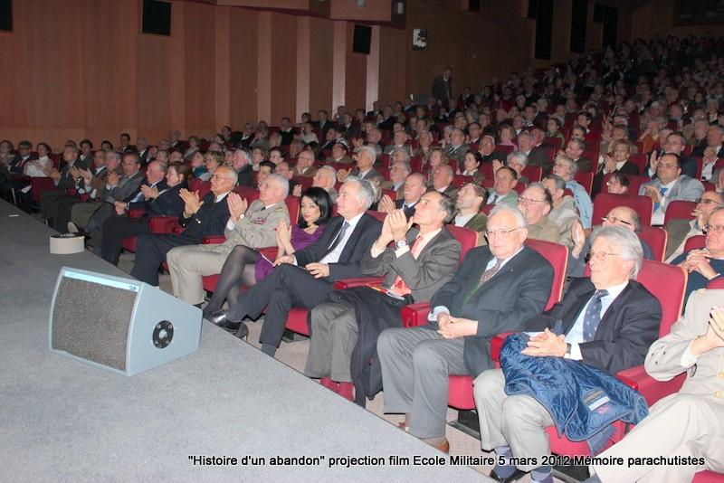 """Projection du documentaire """"Harkis, histoire d'un abandon"""" 5_mars18"""