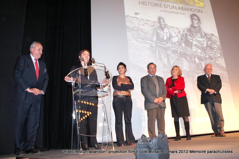 """Projection du documentaire """"Harkis, histoire d'un abandon"""" 5_mars19"""
