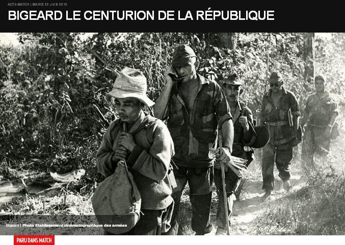 BIGEARD Marcel - général - grand soldat meneur d'hommes INDO et Algérie jusqu'en 1959 - Page 9 Bigear11