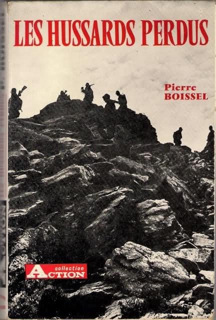 HUSSARDS PERDUS (Les) de Pierre BOISSET Boisse10