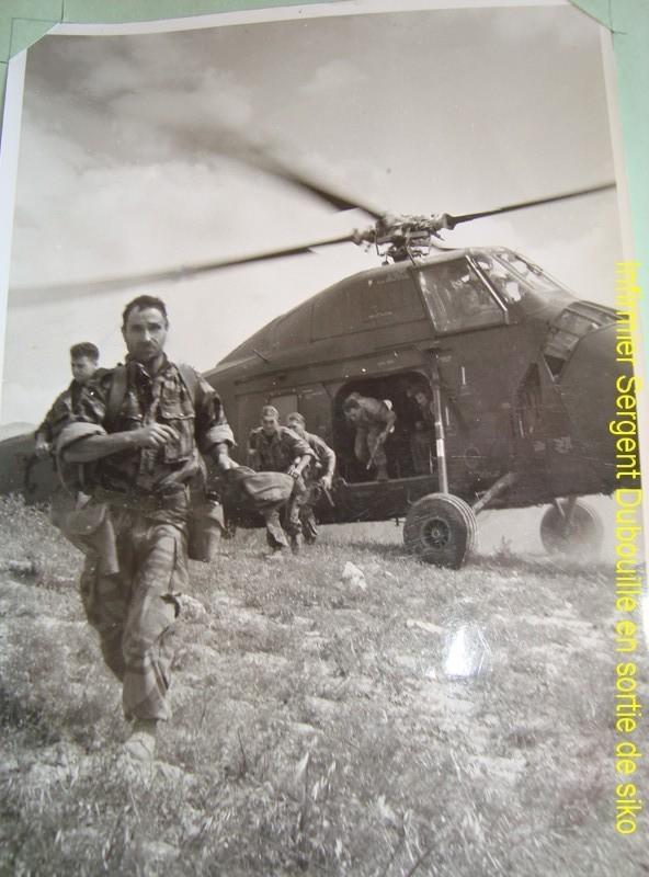 """Sergent Gaston Dubouil """"un Infirmier de choc"""" Junker12"""