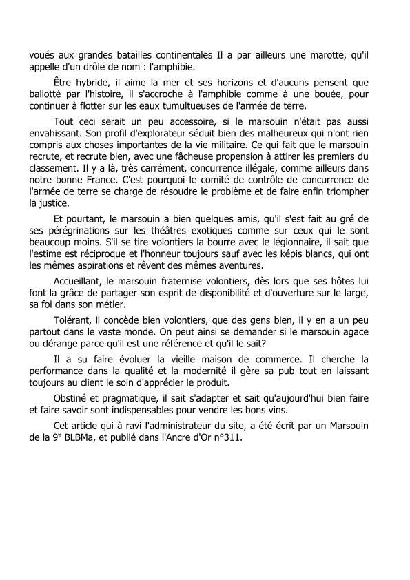 """LE """"MARSOUIN"""": petite étude sur carractère et son état d'esprit Le_mar11"""