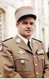 LEMAIRE Jacques général CA 2ème BEP CEC Givet 11e Division de Parachutistes Lemair10