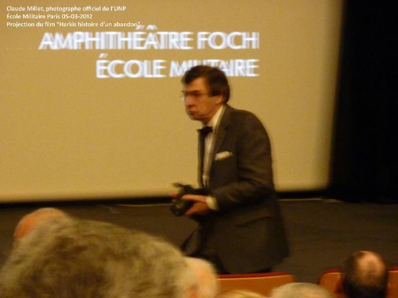 """Projection du documentaire """"Harkis, histoire d'un abandon"""" P1040911"""