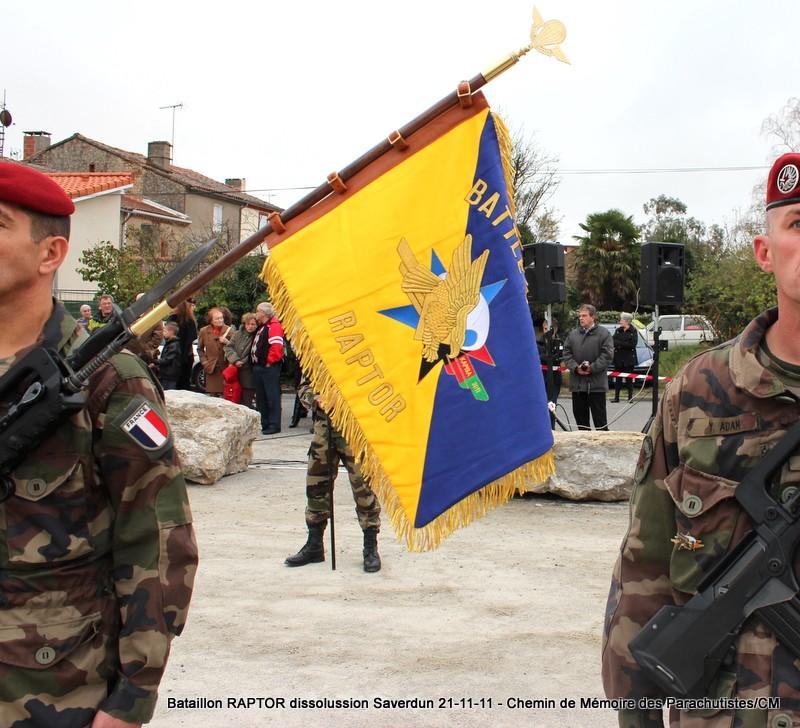 11e Brigade Parachutiste: Dissolussion du Battle Group RAPTOR à Saverdun Pamier10