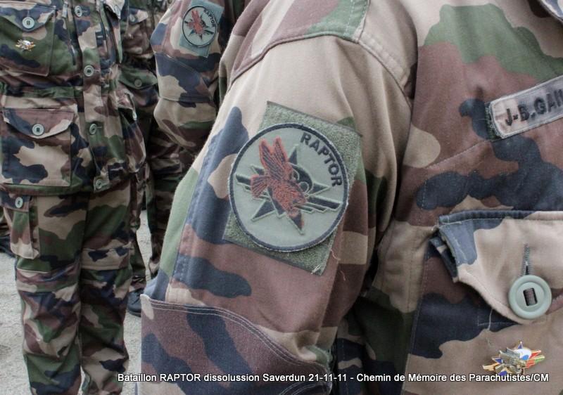 11e Brigade Parachutiste: Dissolussion du Battle Group RAPTOR à Saverdun Pamier13