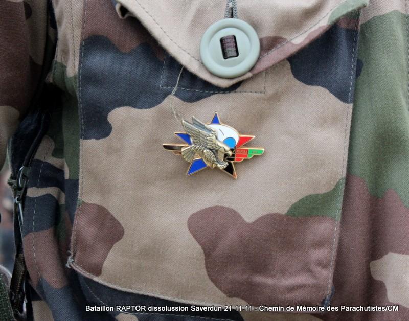 11e Brigade Parachutiste: Dissolussion du Battle Group RAPTOR à Saverdun Pamier14