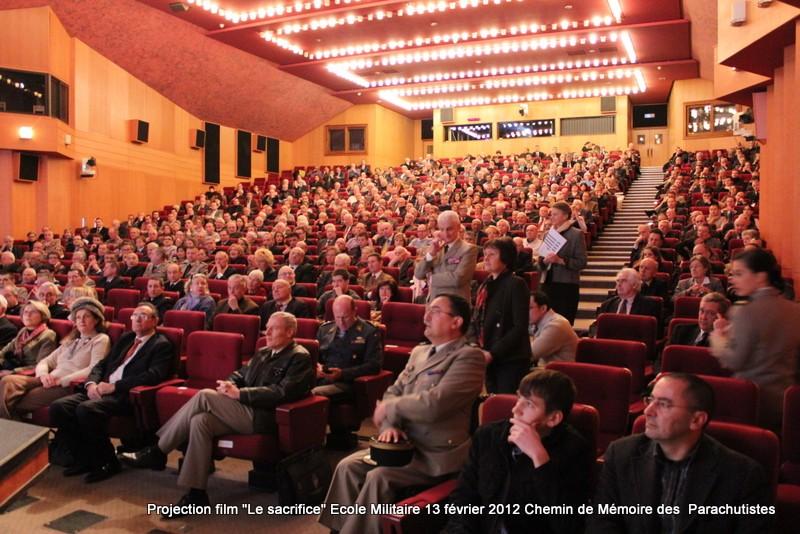 """Projection du film """"Le Sacrifice"""" - Dien Bien Phu le 13 Février 2012 à 19h00 Quercy10"""