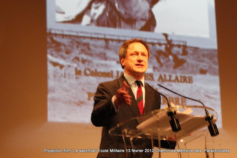 """Projection du film """"Le Sacrifice"""" - Dien Bien Phu le 13 Février 2012 à 19h00 Quercy12"""