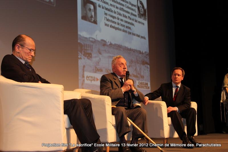 """Projection du film """"Le Sacrifice"""" - Dien Bien Phu le 13 Février 2012 à 19h00 Quercy14"""