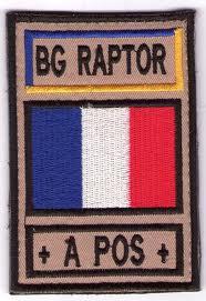 11e Brigade Parachutiste: Dissolussion du Battle Group RAPTOR à Saverdun Raptor12