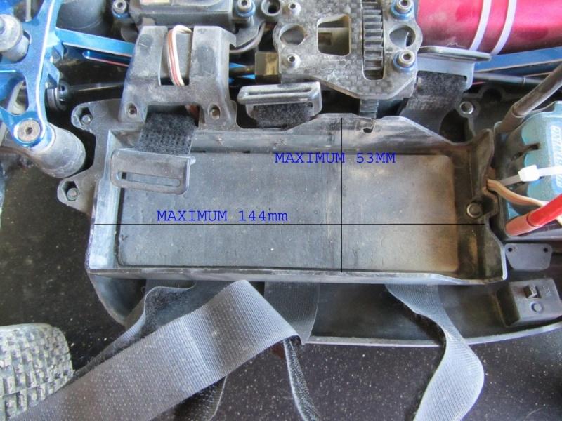 Projet de conversion RC8 en BL Mini-s10