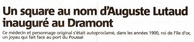 SÉMAPHORE - DRAMONT (VAR) - Page 3 Dramon10