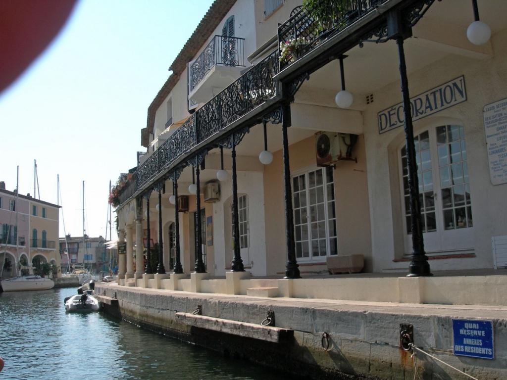 Port Grimaud Dsc05442