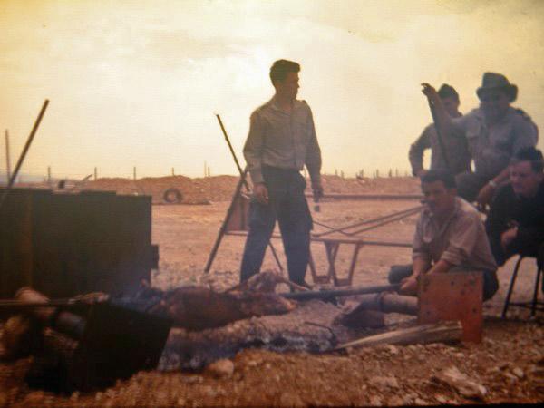 [Opérations diverses] Barrage électrifié frontière marocaine Dscn1114