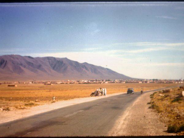 [Opérations diverses] Barrage électrifié frontière marocaine Dscn1122