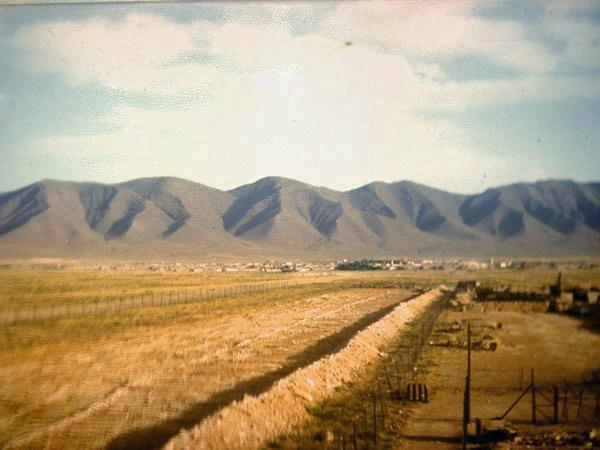 [Opérations diverses] Barrage électrifié frontière marocaine Dscn1123