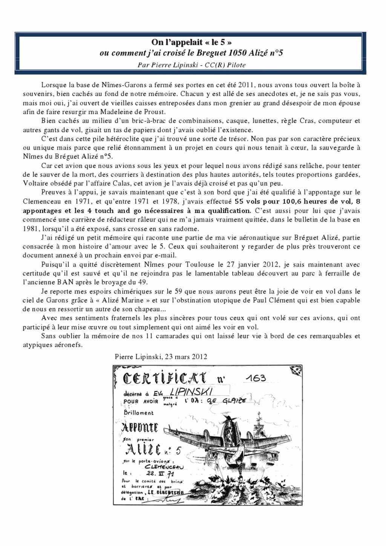 [Aéronavale divers] Breguet Alizé BR 1050 - Page 4 Viewer13