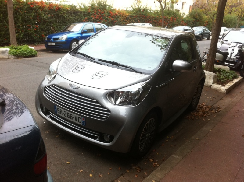 2011 - [Aston Martin] Cygnet - Page 8 Photo11