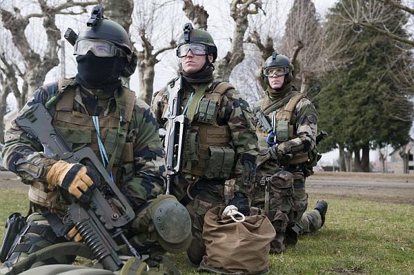 force spéciale française 10t25215