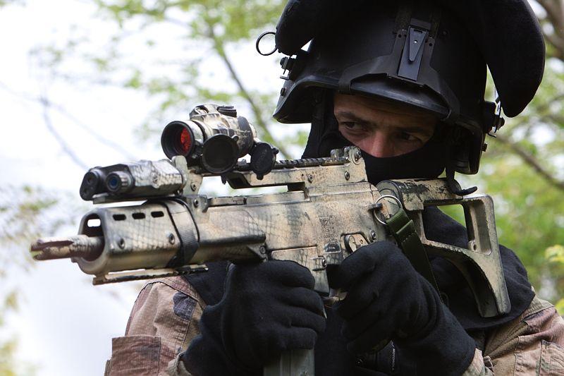 force spéciale française 2011di12