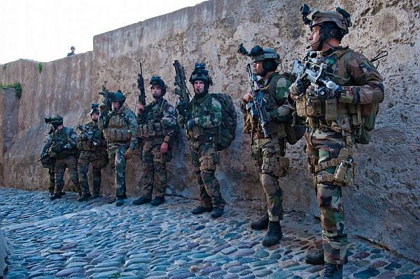 force spéciale française 2rep10