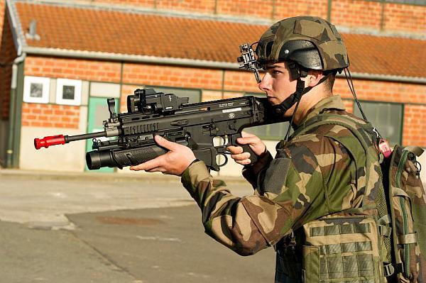 force spéciale française Realit10