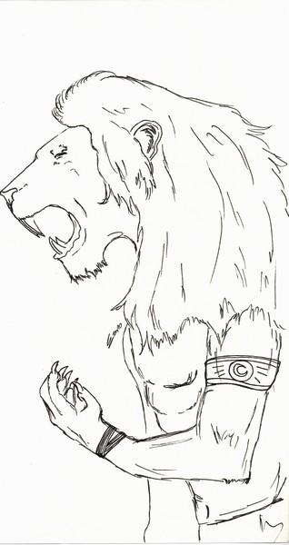Dessins By In@ Lion_210