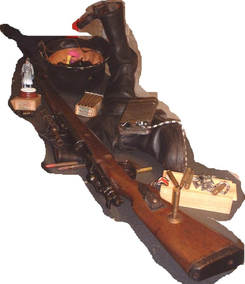 Réticule ZF 41 Mauser11