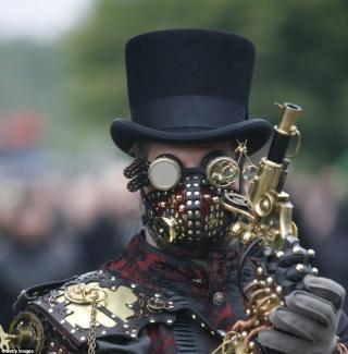 Le steampunk Articl11