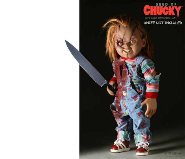 [News]   SEED OF CHUCKY Replica (Sideshow - Alterian)  2008 Chuk10