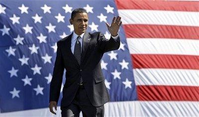 Si Barack Obama était français, il serait à l'UMP ! Barac102