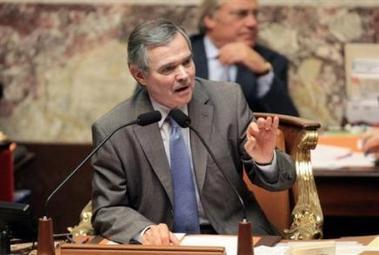 Fronde anti-Sarkozy à l'Assemblée : pas de psychodrame ... Bernar18