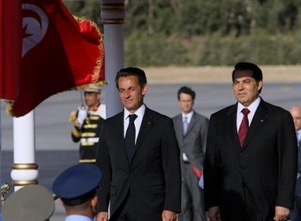 Les relations franco-tunisiennes à l'ordre du jour Nicola82