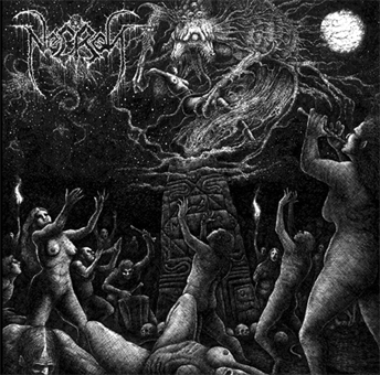 """NECROS """"Procession of Heretics"""" (Old School Death) Out Now! God-0010"""