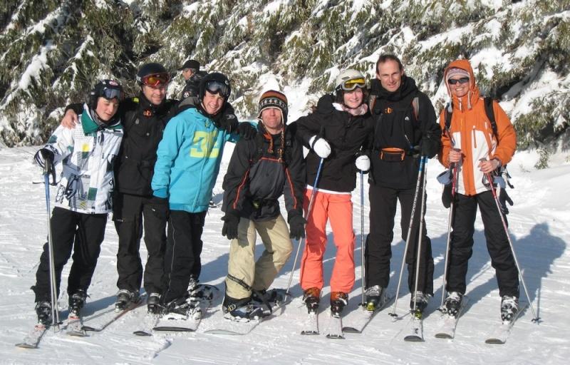 W E ski chez Lolo  Ski10