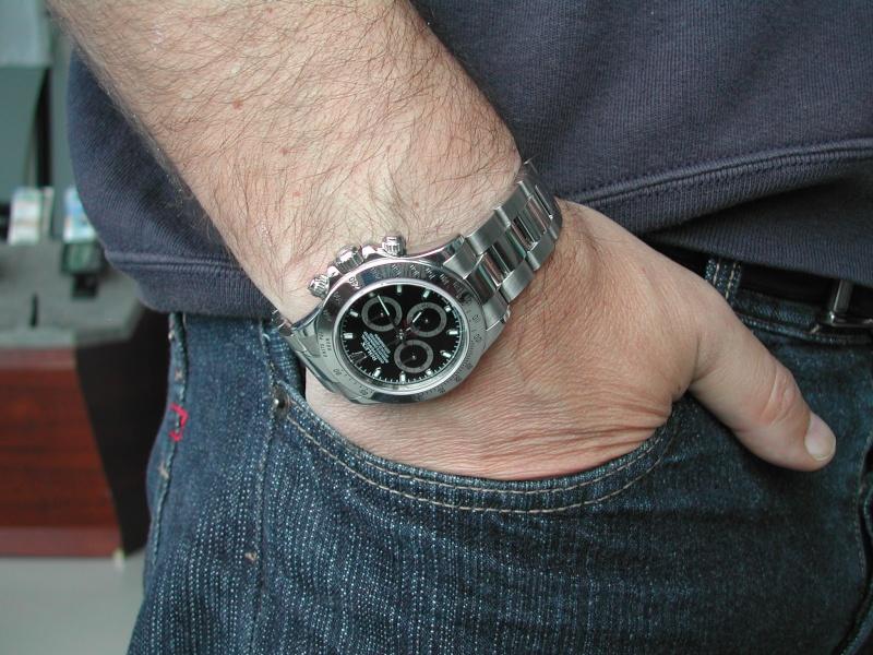 Daytona - Quelle est la montre qui a fait votre joie en 2008 ? Dscn1320