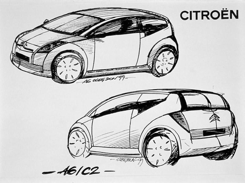 [Présentation] Le design par Citroën - Page 2 0210