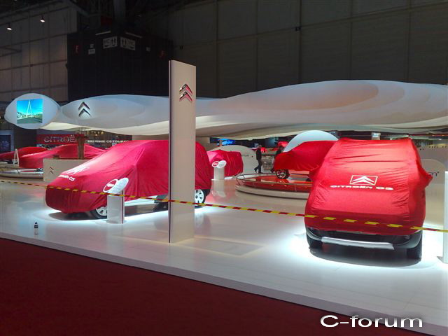 [SALON] GENEVE 2008 - Les photos 03032015