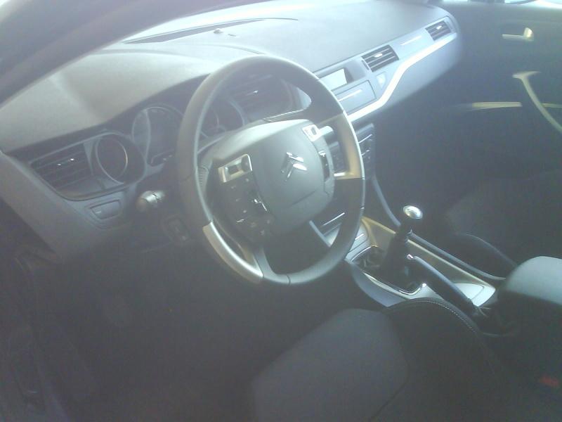 [Photos] La nouvelle Citroën C5 en concession Dsc00115