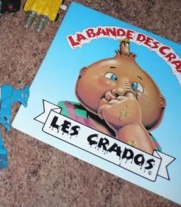 Les Crados - Garbage Pail Kids Crados10