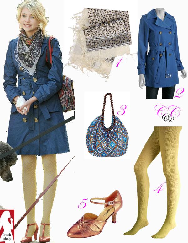La mode dans Gossip Girl 23796310
