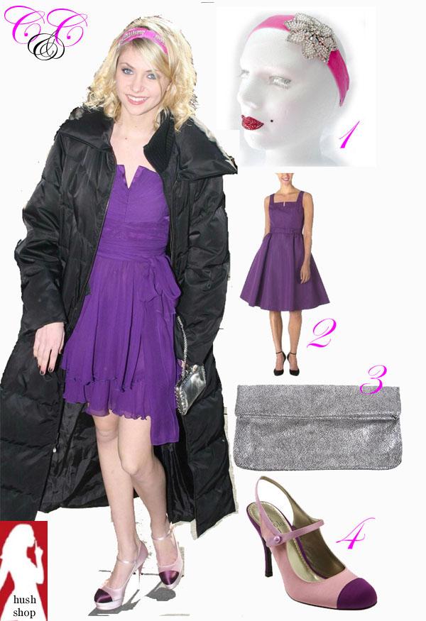 La mode dans Gossip Girl 23803710