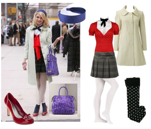 La mode dans Gossip Girl Pictur15