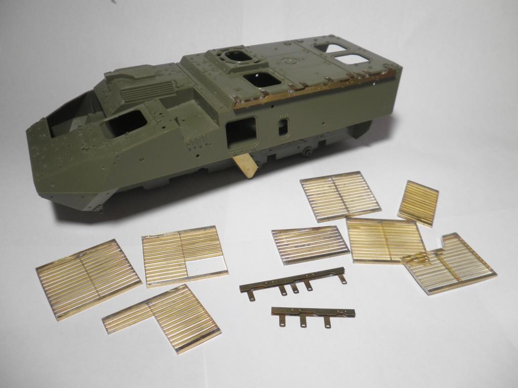 Saturday Slat fever (Stryker Slat Armor) P1231010